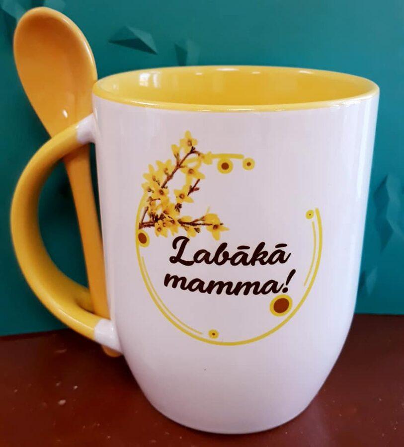 Krūzīte - Labākā mamma