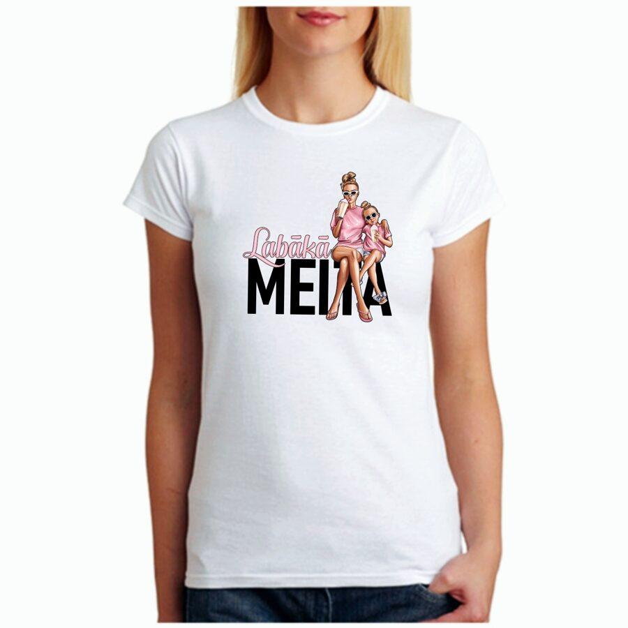 T-krekls Labākā meita