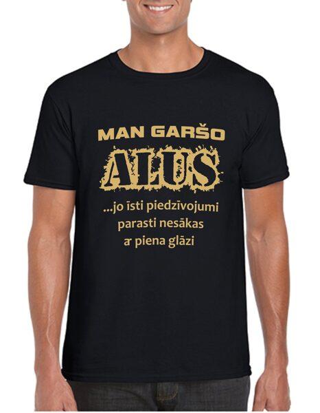 T-krekls alus cienītājam
