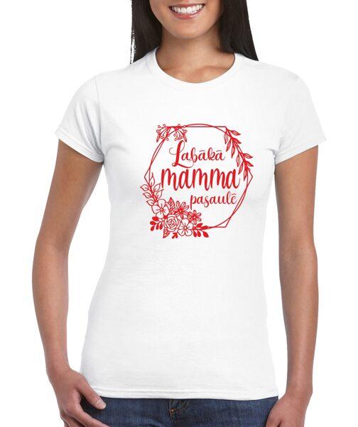 T-krekls labākajai mammai