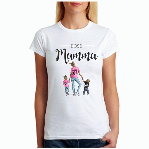 T-krekls Boss Mamma