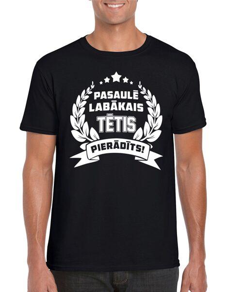 T-krekls labākajam tētim