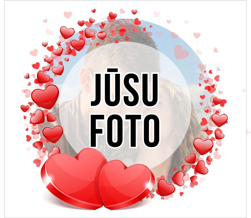 Krūzīte ar Jūsu foto