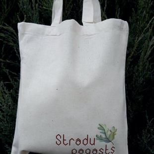 Kokvilnas maisiņi (klienta dizains)
