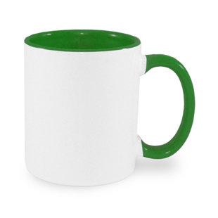 Tumši zaļa